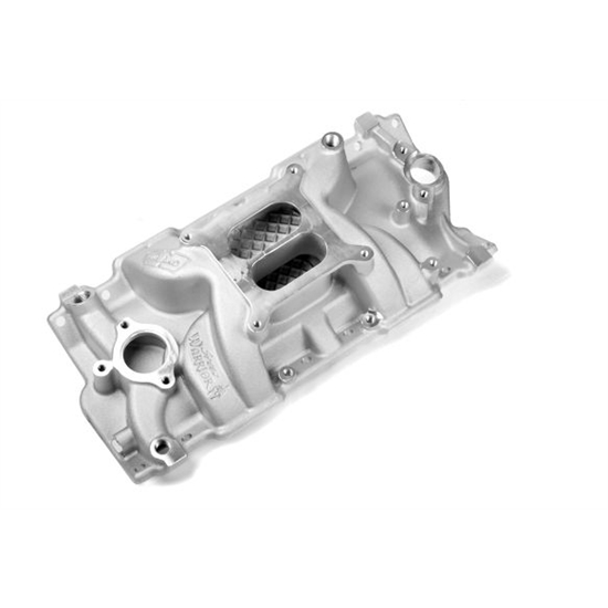Weiand 8150 Speed Warrior Intake Manifold Non/EGR 262ci-400ci