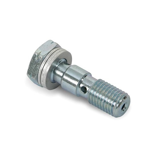 Earls 977518ERL Bolt for .425 Inch Banjo Height, 10mm x 1.25, Double
