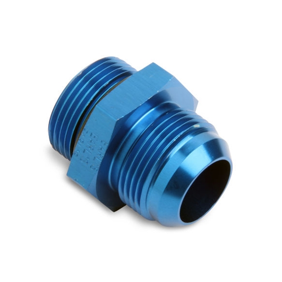 Earls 985016ERL Blue -16 AN to 1-5/16 Contoured Adapter
