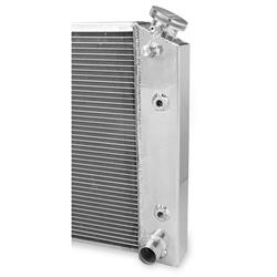 Frostbite FB153 Aluminum Radiator, 2 Row, 1967-1972 Chevy/GMC Pickup