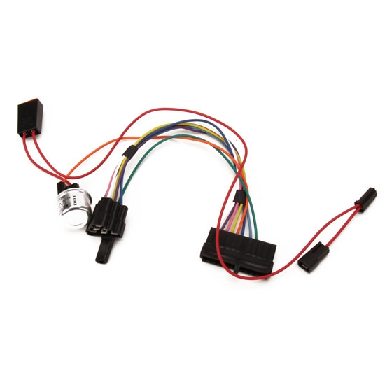 Ididit 1962 Nova Steering Column Wiring Harness 4