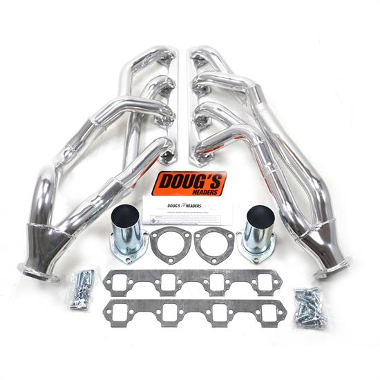 Doug's Headers D690YS Tri-Y Header, 1-5/8 In, 64-70 Mustang, CC