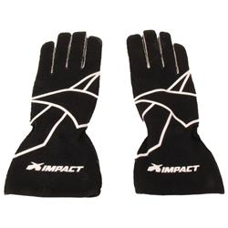 Impact Axis Gloves, SFI 5, Large