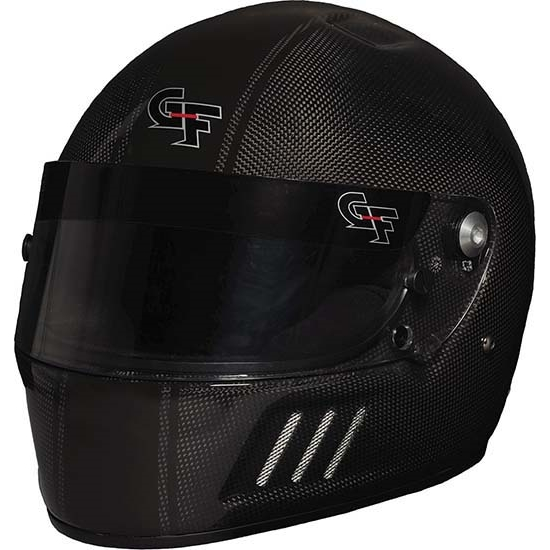 G-FORCE CF3 Carbon Fiber SA2015 Full Face Racing Helmet