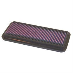 K&N 33-2065 Lifetime Performance Air Filter, Suzuki/Geo/Chevy 1.6L