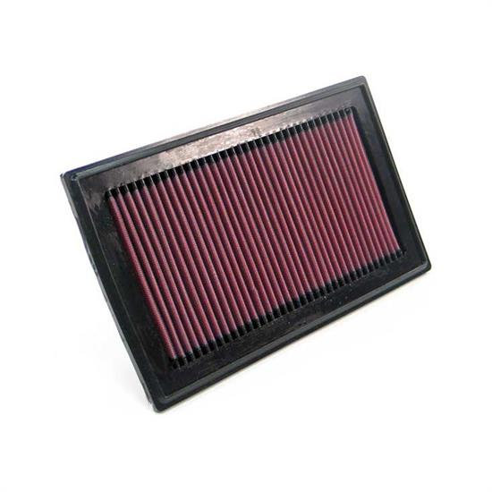 K&N 33-2336 Lifetime Performance Air Filter, Saab 2.0L-2.5L