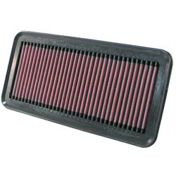 K&N 33-2354 Lifetime Air Filter, Hyundai 1.4L-1.6L, Kia 1.4L-1.6L
