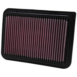 K&N 33-2360 Lifetime Performance Air Filter, Pontiac 1.8L, Scion 1.8L
