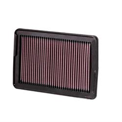 K&N 33-2378 Lifetime Performance Air Filter, Hyundai 2.2L-3.3L