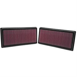K&N 33-2446 Lifetime Performance Air Filter, Land Rover 3.0L-5.0L