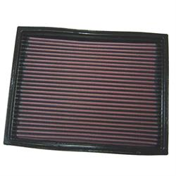 K&N 33-2737 Lifetime Performance Air Filter, Land Rover 2.0L-4.2L