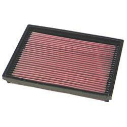 K&N 33-2771 Lifetime Performance Air Filter, Opel/Vauxhall 2.0L-2.2L