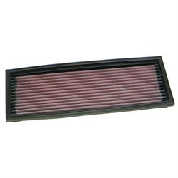 K&N 33-2772 Lifetime Performance Air Filter, Citroen 1.6, Peugeot 1.6