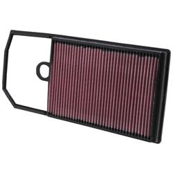 K&N 33-2774 Lifetime Performance Air Filter, Seat 1.4-1.6, Skoda 1.4