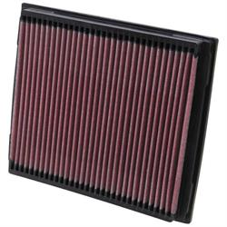 K&N 33-2788 Lifetime Performance Air Filter, Land Rover 2.5L-4.6L