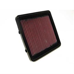 K&N 33-2795 Lifetime Performance Air Filter, Daewoo 1.4L-1.6L