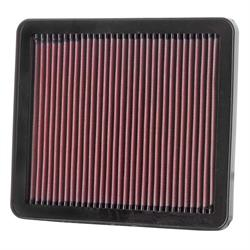 K&N 33-2802 Lifetime Performance Air Filter, Daewoo 1.5L-2.0L