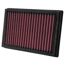 K&N 33-2874 Lifetime Performance Air Filter, Ford/Mazda/Volvo 1.6L