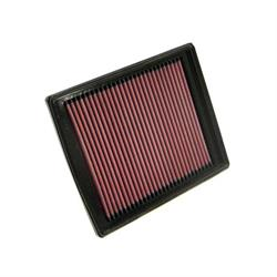 K&N 33-2887 Lifetime Performance Air Filter, Hyundai 2.0L-2.4L