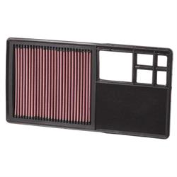K&N 33-2920 Lifetime Air Filter, Seat 1.4L-1.6L, Skoda 1.4L-1.6L