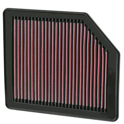 K&N 33-2947 Lifetime Performance Air Filter, Hyundai 3.0L