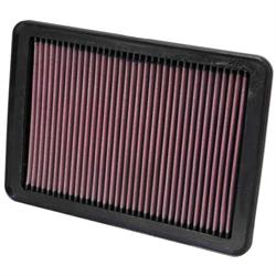 K&N 33-2969 Air Filter, Hyundai 2.2L, Kia 2.2L