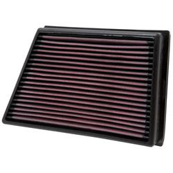 K&N 33-2991 Lifetime Performance Air Filter, Land Rover 2.0L-2.2L