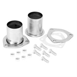 Spectre 4641 Header Reducer Kit, 3 Inch Inlet, 2-1/2 Inch Outlet, Pair