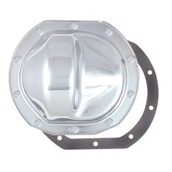Spectre 6073 Differential Cover, Steel, Chrome, Ford 7.5 Inch, Each