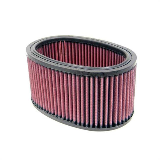 For Ford 85 89 Xr4ti 83 86 Mustang Svo Thunderbird 2 3l: K&N E-1931 Lifetime Performance Air Filter, Ford 2.3L