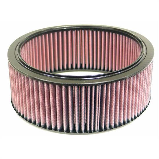 Chevy 350 Air Cleaner : K n e lifetime performance air filter chevy gmc