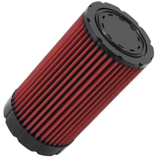 12 Round Air Cleaner : K n e lifetime performance air filter in tall