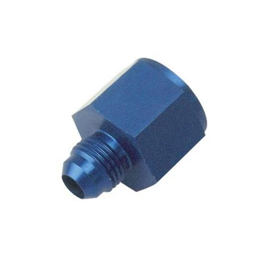 Goodridge AN951-08-10D -8 AN Female to -10 AN Male Reducer Fitting
