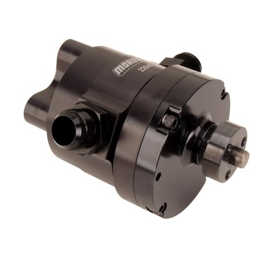 Vacuum Pump System Design : Moroso vane vacuum pump original design