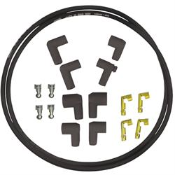 Moroso 73238 Replacement Wire Kit, Ultra 40, Black 72""