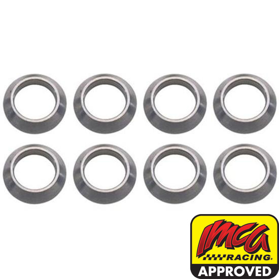 Steel Cone Spacers for Rod Ends, 5/8 Inch