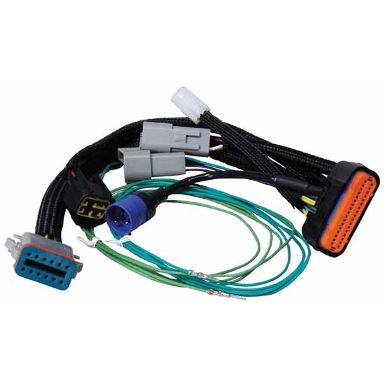 msd 7789 7789 wiring harness programmable 7 to power grid