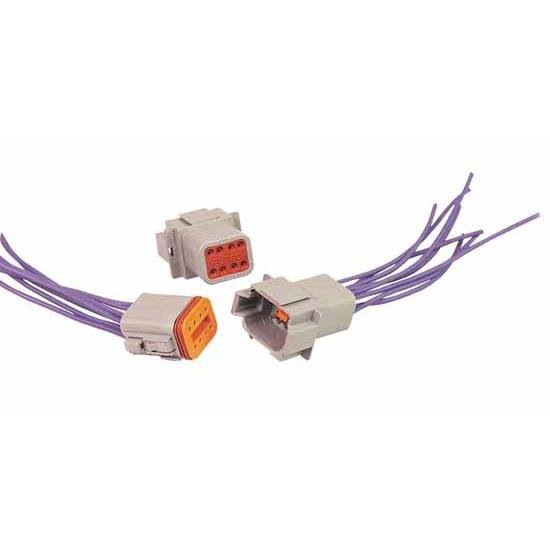 msd 8180 6 pin deutsch connector  16 gauge fuel selector switch diagram