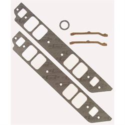 Mr Gasket 121 Intake Manifold Gaskets, BBC, Rectangular Port