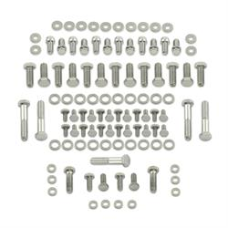 Mr Gasket 5001 Deluxe Chrome Hardware Kit