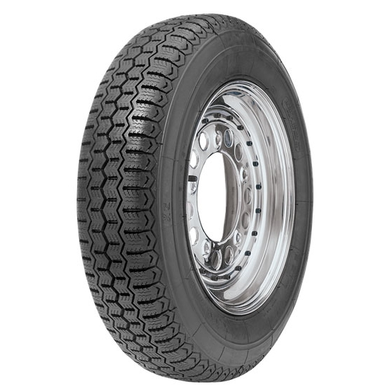 Coker Tire 55595 Michelin ZX Radial Tire, 135SR15