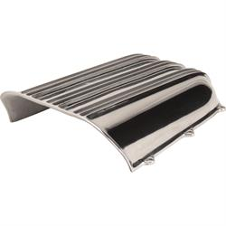 Offenhauser 5285 Polished Bolt-On Hood Scoop