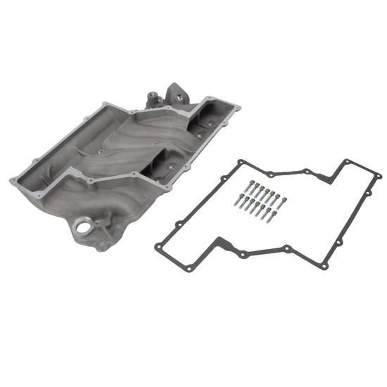 Offenhauser 5893 Low Profile Dual Ram Intake Manifold