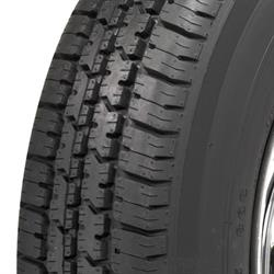 Coker Tire 568741 Firestone F560 Radial Tire, 165R15