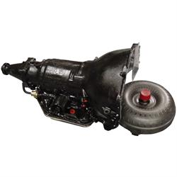 Speedway Chevy TH350 Automatic Transmission, 2500-2700 Stall, 11 Inch