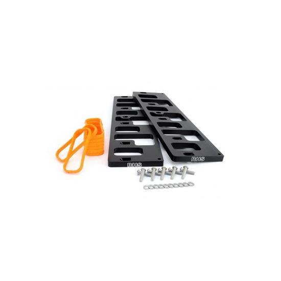 RHS 549109 RHS Tall Deck LS Alum. Race Block Intake Spacer