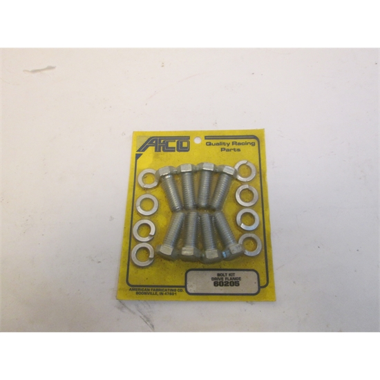 Garage Sale - AFCO Bolt Kit For Drive Flange