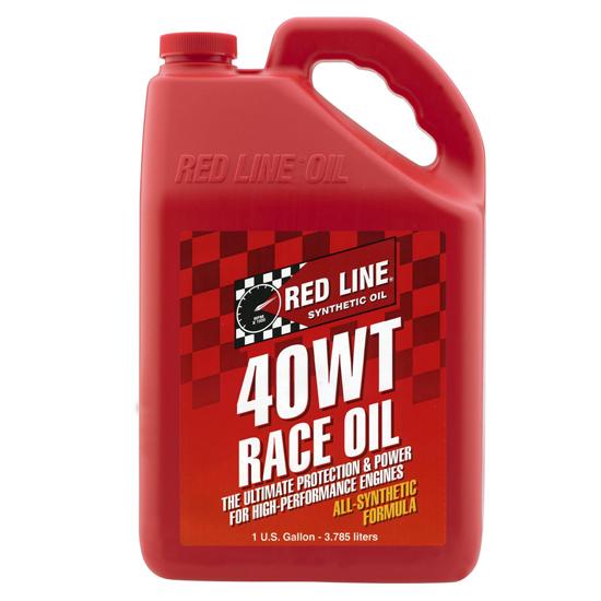 Red Line 10405 Sae 15w40 Racing Motor Oil Gallon
