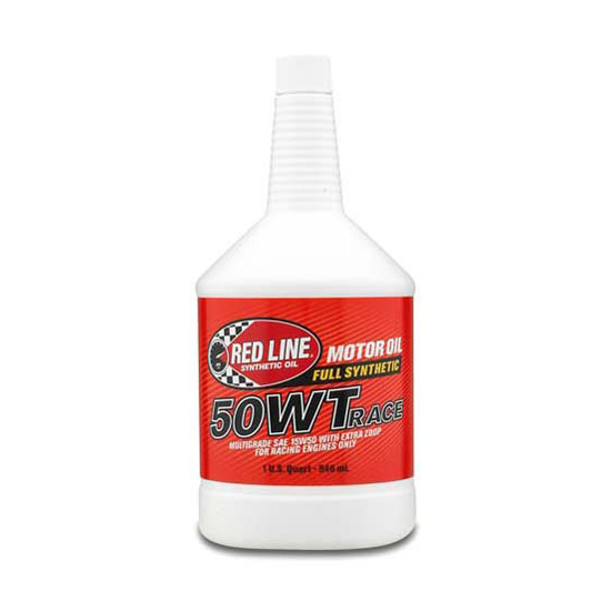 Red Line 10504 SAE 50 Synthetic Racing Engine Oil, 50W (15W50)