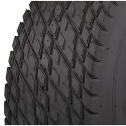 Coker Tire 613131 Firestone Double Diamond Rear Tire, 11.00-16